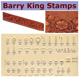 Barry King Stamps