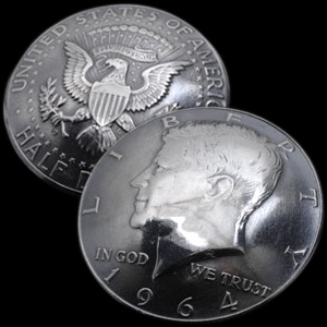 Old Kennedy Half Dollar
