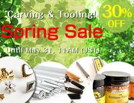 Carving & Tooling! Spring Sale