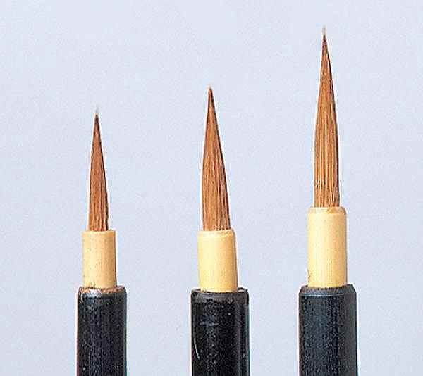Paint Brushes, Wool