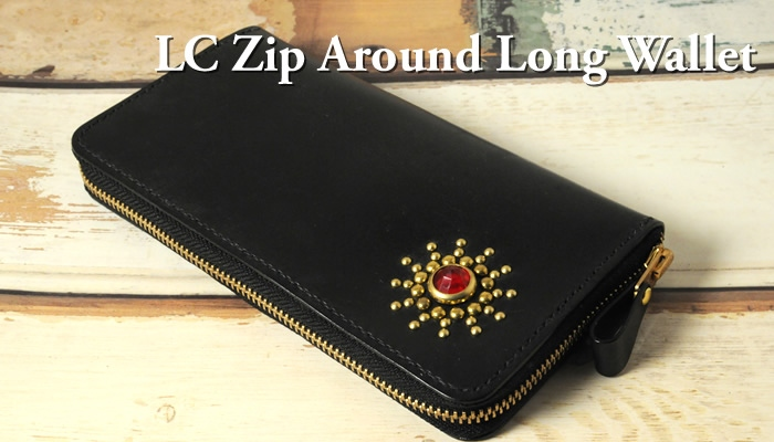 LC Zip Around Long Wallet
