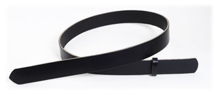 Hermann Oak UK Bridle Leather Belts