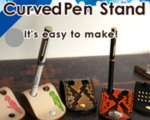 Curved Pen Stand Kit