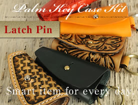 Palm Key Case <Latch Pin>