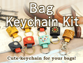 Bag Keychain Kit