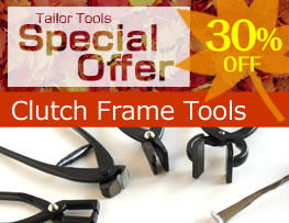 Tailor Tools Special Offer<Clutch Frame Tools>