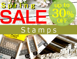 Spring Sale <Stamps>