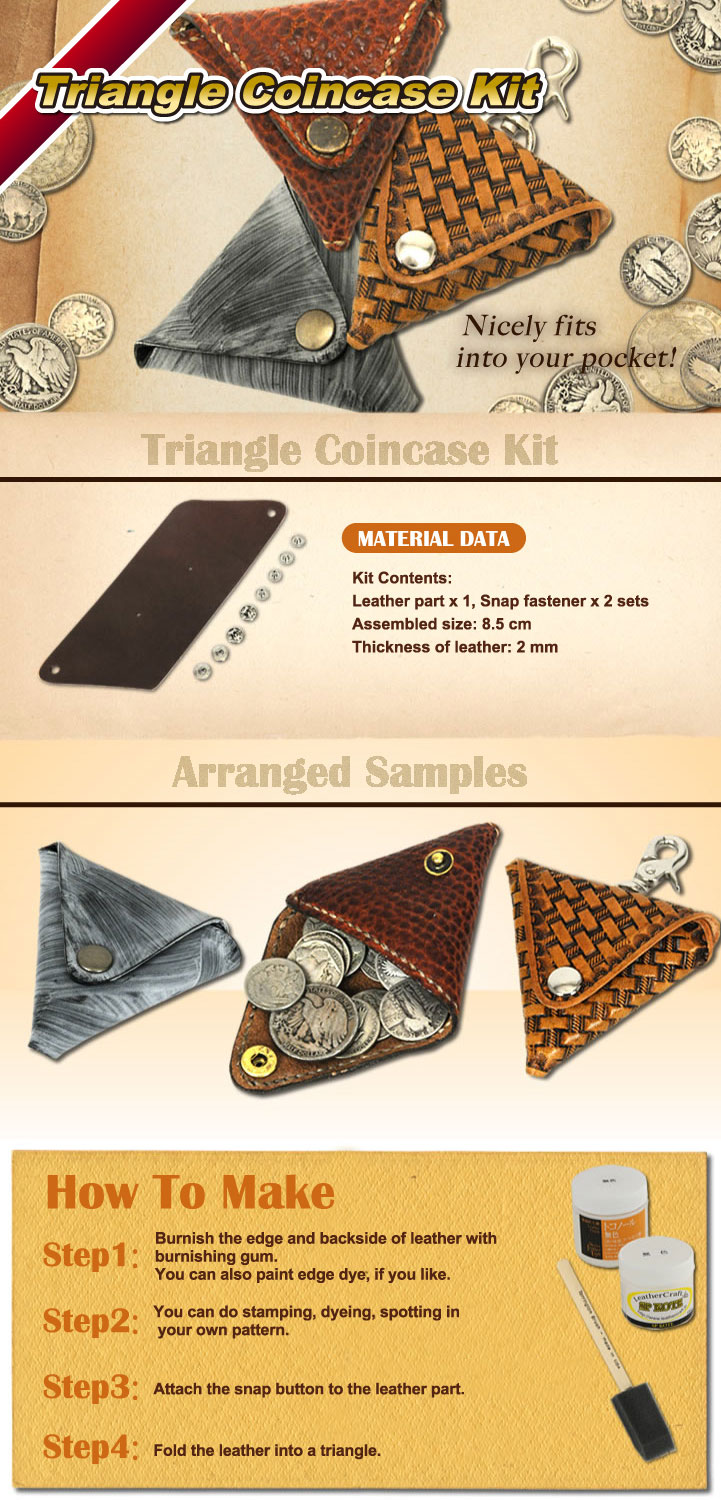 triangle coincase kit