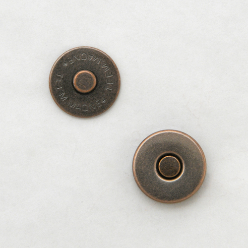 Round Magnetic Button 18 mm