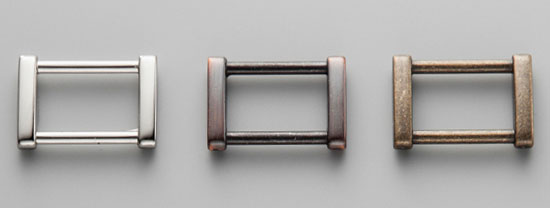 Square Bag Ring B - 21mm