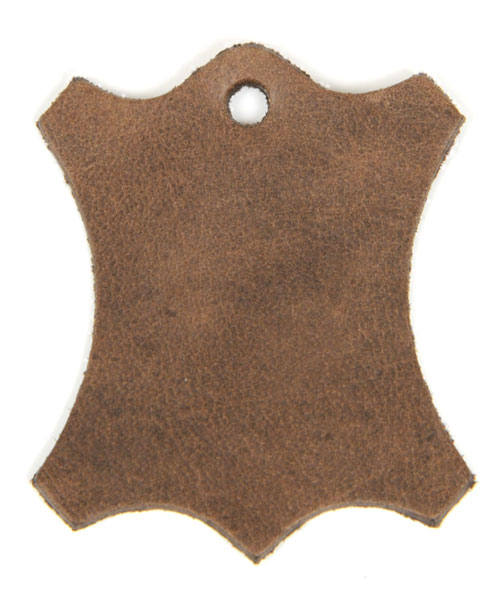 Leather Tag (Whole Hide) - Mostro