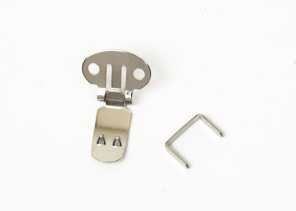 Shoe Clip (S) Nickel