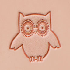 Pictorial Stamp ( Owl )