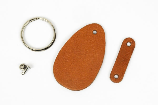 Key Holder Kit < Drop Type > LC Tooling Leather Gallo (5 sets)