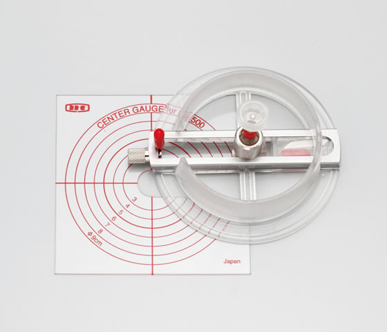Circle Cutter (Gauge included)