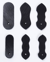 Univarsal Band Closure Part ( S ) - LC Tooling Leather Standard