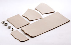 Coincase Kit - LC Tooling Leather Standard