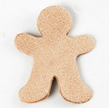 Fairy Tale Charm <Backing Charm> Ginger Biscuit