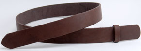 LC Tooling Leather Standard Belt Blanks H130cm x W3.5cm