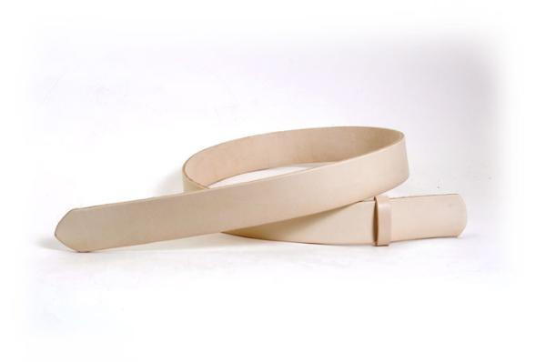 LC Tooling Leather Standard Belt Blanks H130cm x W5.0cm