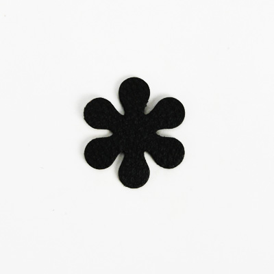 Antique Flower Charm S<Enamel>Psychedelic