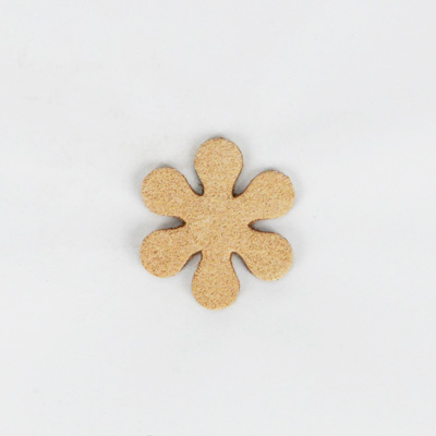 Antique Flower Charm S <Backing Charm> Psychedelic
