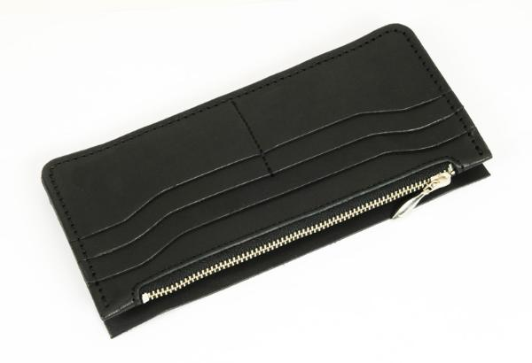 LC Long Wallet Semi Assembled Inner Parts with Zipper - LC Tooling Leather Standard
