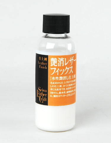 Leather Fix - Matte (100 ml)